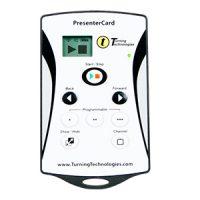 Remote kontroll till Mentometer TurningPoint