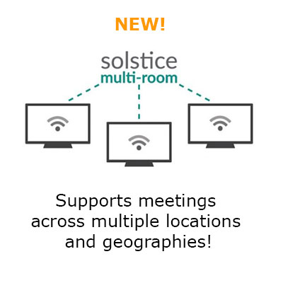 Solstice Multi-Room New Features