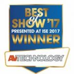 Mersive wins Best of Show 2017 at ISE