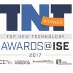 Mersive wins Top New Technology Award at ISE