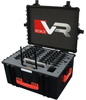 VR kit för 30 användare