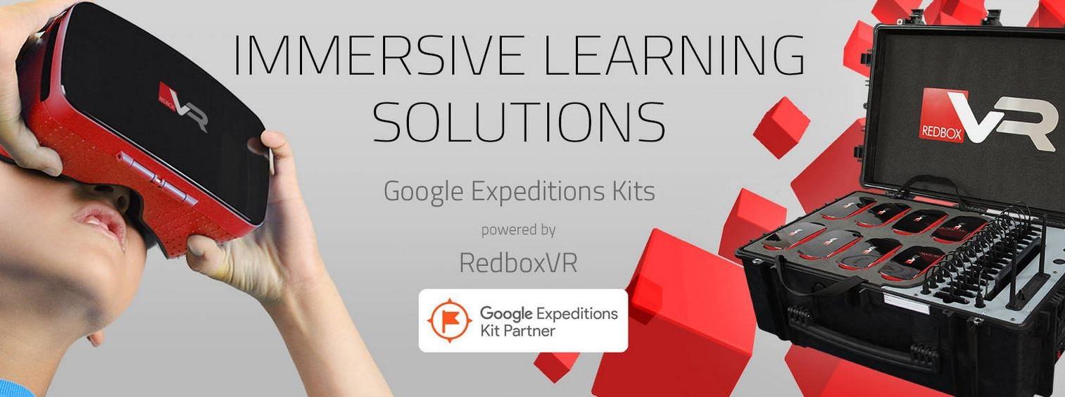 VR lösning för skolan