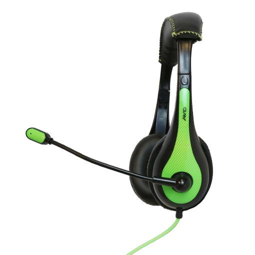 Hörlur AE-36 grön