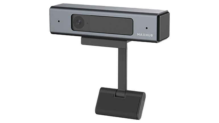 Webkamera för digitala möten