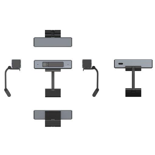 Webkamera från MaxHub - UC W10 - sex olika vinklar