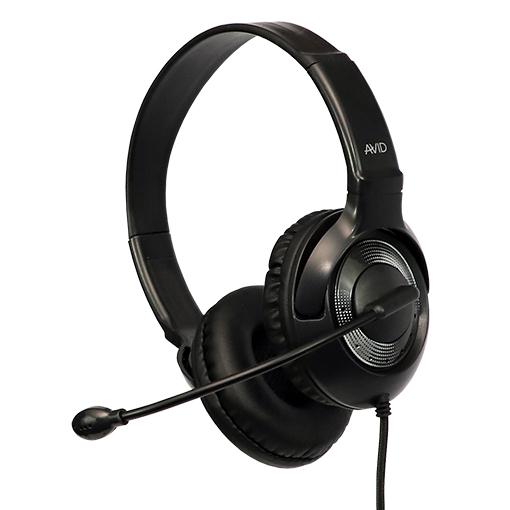 Hörlurar från AVID med mikrofon